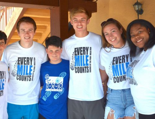 Local Teens Coordinate St. Vincent de Paul of Contra Costa County 10th Annual Friends of the Poor® Walk/Run